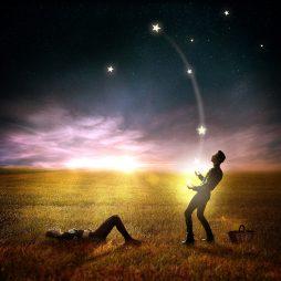 hviezdy a romantika